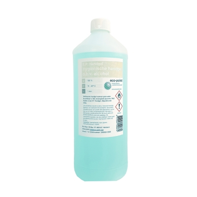 Alcohol handgel 1 liter