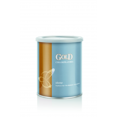 Strip wax parelmoer goud 800ml Xanitalia