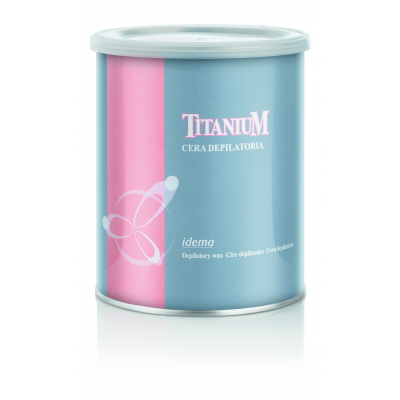 Strip wax Titanium roze 800ml