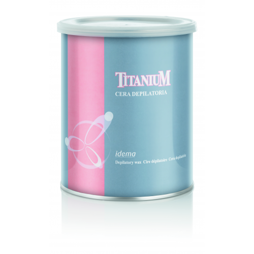 Strip wax Titanium roze 800ml Xanitalia